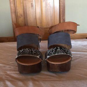 Platform heels: Madden Girl